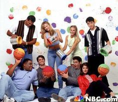 Hang Time Cast