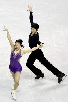 Maia Shibutani and Alex Shibutani, Dance