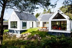 A Handcrafted Home in Argyll & Bute with a build cost of just £100k