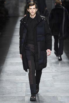Fendi homme automne-hiver 2015-2016 #mode #fashion