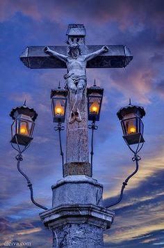Cristo de los faroles (Cordoba)