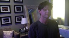 #BTS Matt Dallas and Steven Grayhm on Larry King, in support of #ThunderRoad  Please contribute now at www.ThunderRoadFilm.com