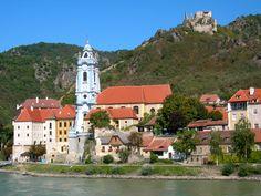 Down the Danube- Austria