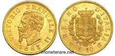10 Lire Rare - Scopri il Valore delle 10 Lire Italiane Lus, Gold Coins, Louis Vuitton, Money, Italian Lira, Door Bells, Pouch Bag, Louis Vuitton Wallet, Silver