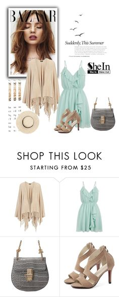 """""""SheIn 8/II"""" by nermina-okanovic ❤ liked on Polyvore featuring Envi, Joseph, New Look and shein"""