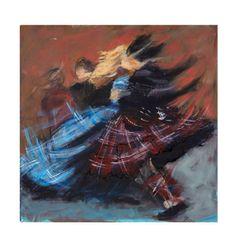 Highland dancing is an art...