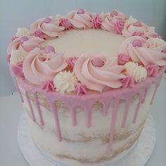 Drip Cakes, Icing, Birthday Cake, Desserts, Food, Birthday Cakes, Meal, Deserts, Essen