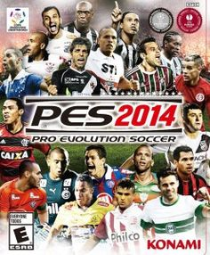 Brazilian cover for PES 2014