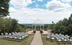 They have selected The Moriah:  The Chapel of the Winds at Red Bud Valley Resort in Eureka Springs, Arkansas for their wedding venue.