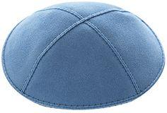 Cool Kippahs: Wedge Blue