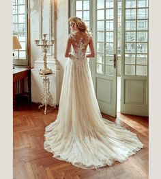 Wedding Dress Nicole NIAB17080 2017