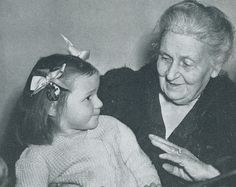 19commandments from Maria Montessori tohelp you become the perfect parent