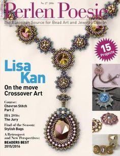 Perlen Poesie   The European Source for Bead Art and Jewelry Design