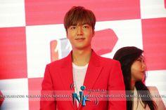 Lee Min Ho - 11Street Event in Kuala Lumpur, Malaysia - 24.04.2015