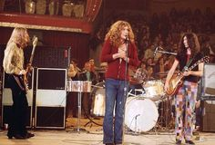 Led Zeppelin in Germany - March 8th, 1970
