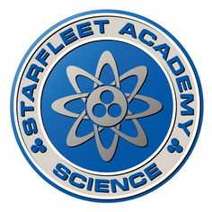 Star Trek Wall Graphics from Walls 360: Starfleet Academy: Science Badge