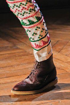 Thom Browne Fall 2012 Menswear