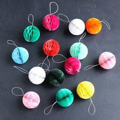 "Dollhouse 2"" Tissue Balls – Shop Sweet Lulu"