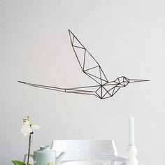 Hummingbird StickIt Geometric