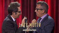 LATE MOTIV - Consultorio de Berto Romero. ¿Tocar la armónica o comerse l...