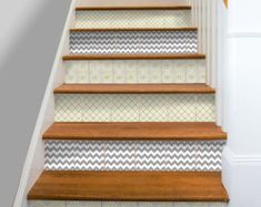 moroccan tile wallpaper for risers on steps  Kitchen ...