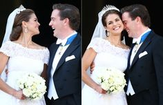 Princess Madeleine and Chris O'Neill wedding: groom cries during the service