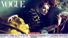 Adele Vogue Shoot - beautiful