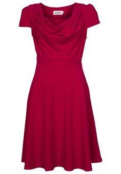 PALOMA - Cocktailkleid / festliches Kleid - red Cocktail Dresses Online, Red Cocktail Dress, 80s Fashion, Fashion Show, Vintage Fashion, Summer Outfits, Summer Dresses, Summer Clothes, Vintage Mode