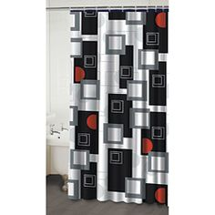 Urban Beat Shower Curtain