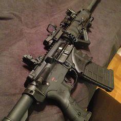 Stag Arm Model 3  5.56 NATOFind our speedloader now!  http://www.amazon.com/shops/raeind