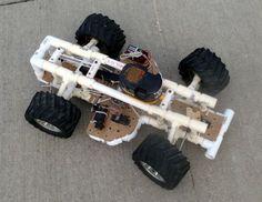 RC-auto bouwen? Check deze handige how-to. Bouw je eigen RC-auto met boormachine-aandrijving, schokdempers en meer custom onderdelen.