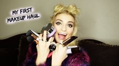 My Very First Makeup Haul | Rydel Lynch - YouTube