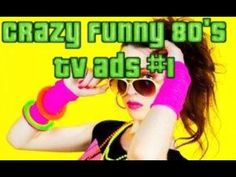 Crazy Funny 80's T.V. Ads - Try Not To Laugh Or Grin #1 Crazy Funny, Wtf Funny, 80s Tv, Happy Pills, Try Not To Laugh, Good Vibes, Viral Videos, Feel Good