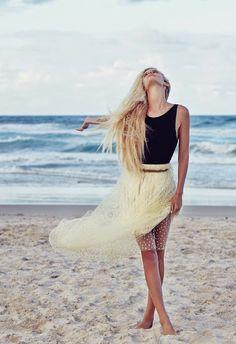 Amilita the label: Summer Fade Model: Hanaleire Ponty Photographer: Sybil Steele Stylist: Marisa Sidoti Amilita Goddess of Babylon My Sunday Feeling Fallen Broken Street