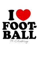 i+heart+football