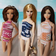 Check out this item in my Etsy shop https://www.etsy.com/ca/listing/538915825/tankini-set-for-nuface-dolls