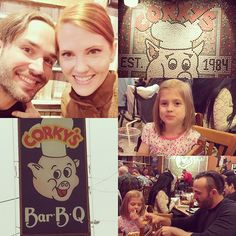 """The Famous #Memphis #BBQ at #Corkey's it was worth the 3 hour drive up from Mississippi! #delicious #omg #yes #yesyesyes #full #yummy #hogheaven"""