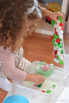 12+ Creative & Easy Ways to Play with Ice - HAPPY TODDLER PLAYTIME