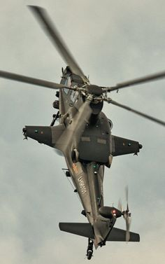Z-10 Attack Helicopter