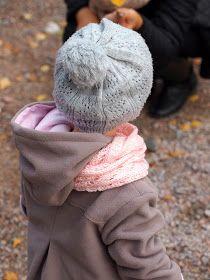 Life with Mari: Vaaleanpunainen tuubihuivi Winter Hats, Life