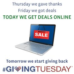 Join the #GivingTuesday movement at uwcm.org/giving-tuesday.