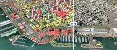 Geodesign is a new way of thinking about the design process, utilizing site data with software such as a GIS to create urban or landscape designs.