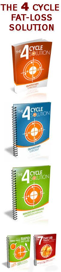 THE 4 CYCLE FAT LOSS SOLUTION