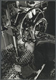 Wassil Bearings from WrightCel (cellophane etc.) at Auburn, Victoria - 1949