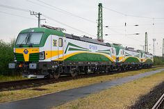 Trains and locomotive database and news portal about modern electric locomotives, made in Europe. Electric Locomotive, Bahn, Electric Power, Taurus, Transportation, Cool Houses, Trains, Europe, Levitate