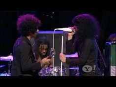 The Mars Volta - Tetragrammaton (Yahoo! Live Sets) (+playlist)