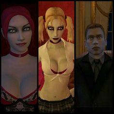 Vampire: The Masquerade - Bloodlines Vampire Masquerade, Darkness, Video Game, Concept Art, Princess Zelda, Games, Fictional Characters, Vampires, Conceptual Art