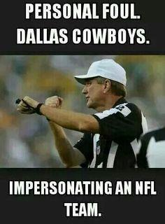 Dallas Cowboys lol