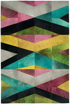 Les tapis graphiques