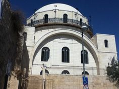The Great Synagogue in the Jewish Quarter, Old City Jewish Synagogue, Glass Photography, Jewish History, Old City, Pilgrimage, Jerusalem, All Over The World, Mother Nature, Israel